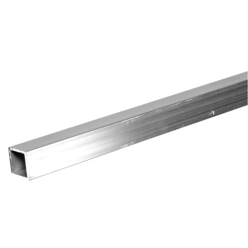 SteelWorks Aluminum Square Tube (3/4