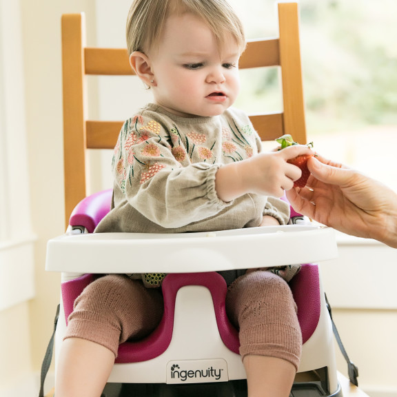 Baby Base 2-in-1™ Seat � Pink Flambe