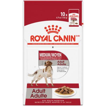 Medium Adult Pouch Dog Food