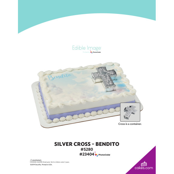 Silver Cross DecoSet® The Magic of Cakes® Page
