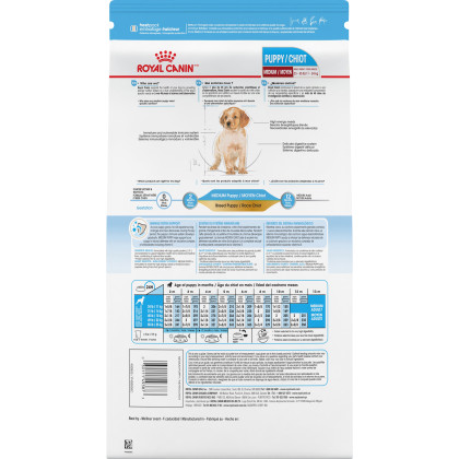 Royal Canin Size Health Nutrition Medium Puppy Dry Dog Food