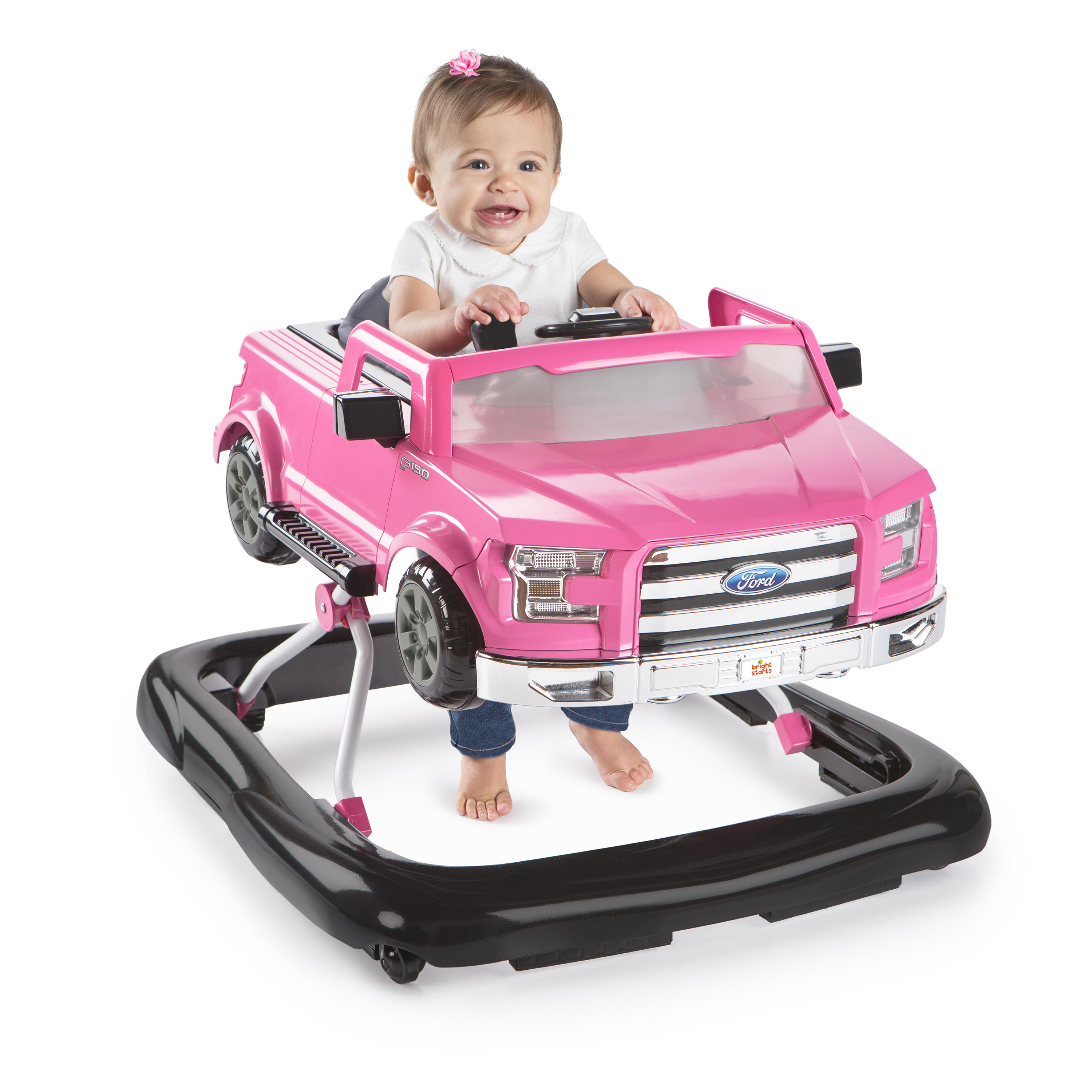 3 Ways to Play Walker™ - Ford F-150, Pink