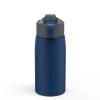 Genesis 18 ounce Vacuum Insulated Stainless Steel Tumbler, Indigo slideshow image 9