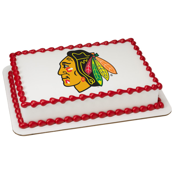 NHL® Team PhotoCake® Edible Image®