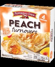 Pepperidge Farm® Peach Turnovers
