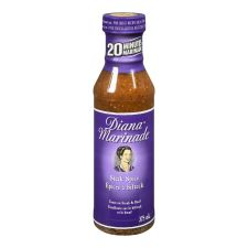 Diana Steak Spice Marinade, 375mL