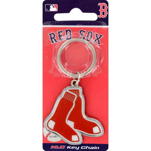 MLB Boston Red Sox Key Chain