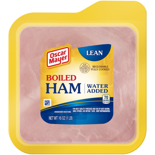 Oscar Mayer Boiled Ham 16 oz
