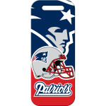 New England Patriots Large Luggage Quick-Tag