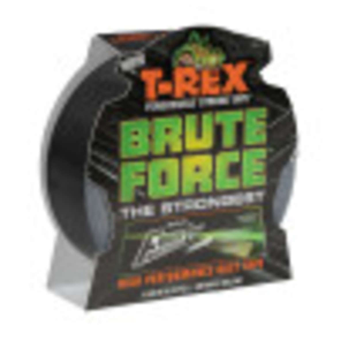 T-Rex® Brute Force™ - Black, 1.88 in. x 25 yd.