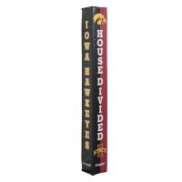 Iowa/Iowa State Collegiate Pole Pad thumbnail 1