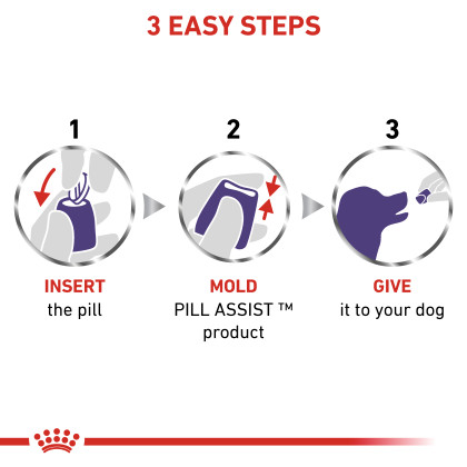 Royal Canin Veterinary Diet Pill Assist Small Dog