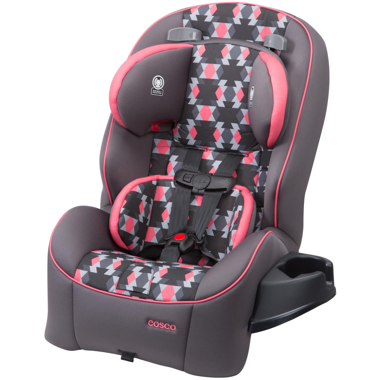 Cosco-Easy-Elite-3-in-1-Convertible-Car-Seat-Disco-Ball-Berry thumbnail 16