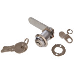 Hardware Essentials Keyed Door and Utility Cam Door Locks
