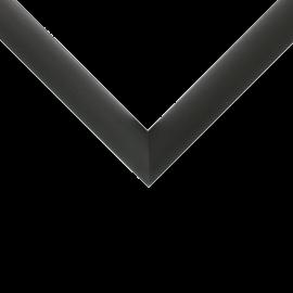 Nielsen Brushed Satin Black 1/2