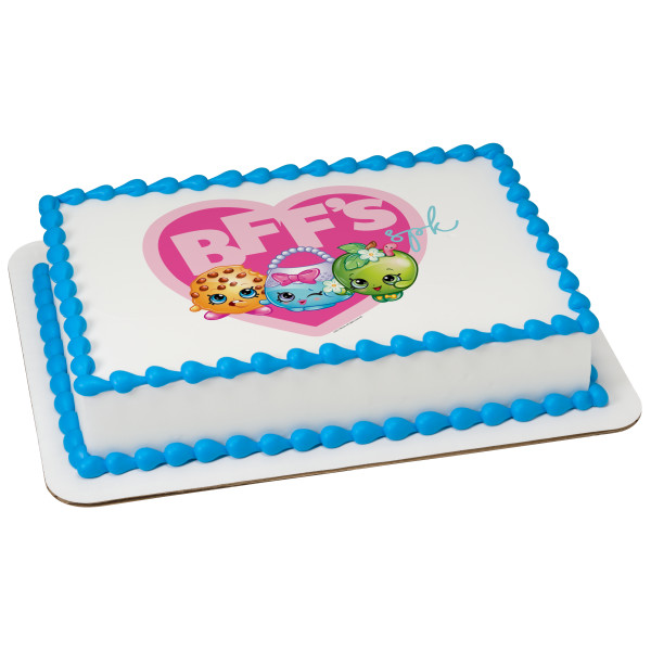 Shopkins™ Best Friends Forever PhotoCake® Edible Image®