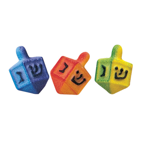 Dreidel Assortment Dec-Ons® Decorations