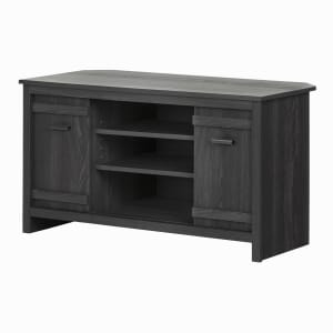 Exhibit - Corner TV Stand, for TVs up to 42''