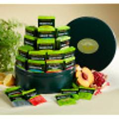 Assorted Bigelow Green Tea Tin - total of 120 teabags