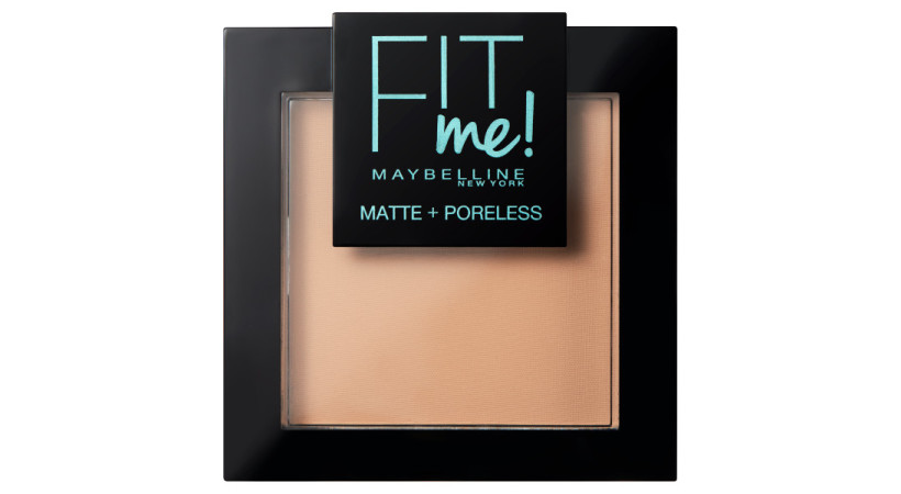 Maybelline New York Fit Me Matte+Poreless Pudra - 250 Sun Beige