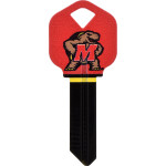 NCAA University of Maryland Key Blank