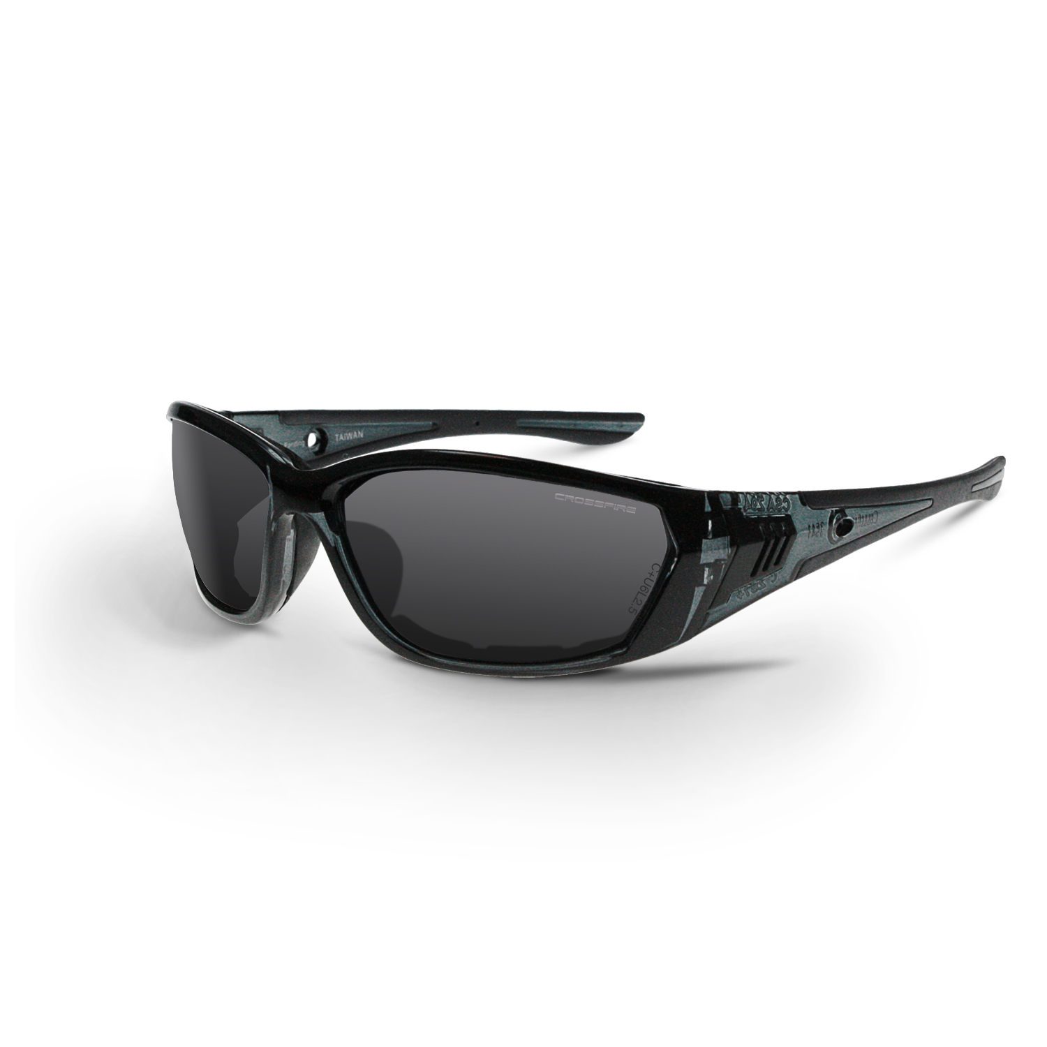 Crossfire 710 Foam Lined Safety Eyewear