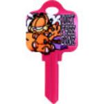 Garfield Diet Free Zone Key Blank