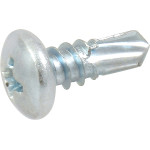 Zinc Pan Head Phillips Self Drilling Screws