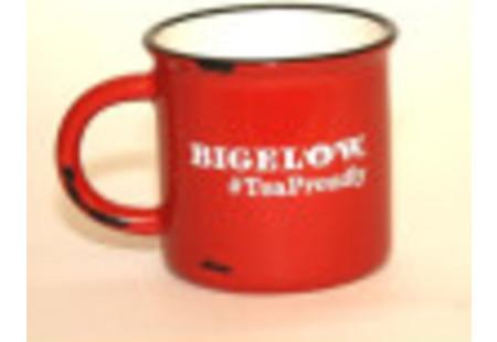 Red  #TeaProudly Mug - 15 oz.