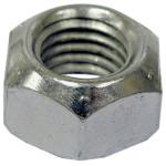 Zinc All Metal Grade C SAE Fine Stop Nut
