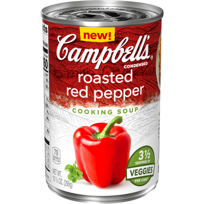 Roasted Red Pepper Cooking Soup
