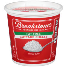 Breakstone's Small Curd Fat-Free Cottage Cheese 24 oz Tub