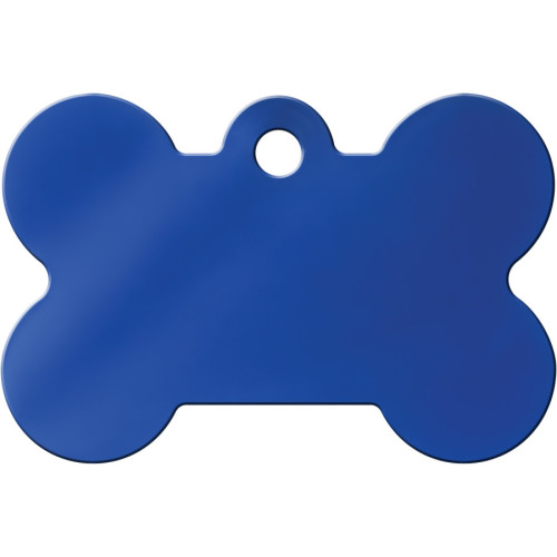 Blue Large Bone Quick-Tag 5 Pack