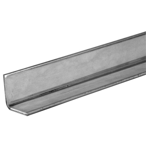 The SteelWorks Zinc Angle #14 x 3/4
