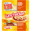Oscar Mayer Lunchables Cheese Pizza 4.2 oz Tray