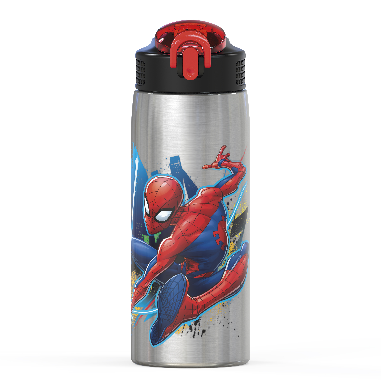 Marvel Comics 27 ounce Water Bottle, Spider-Man slideshow image 1