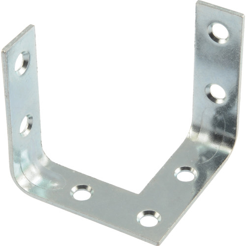 Hardware Essentials Triple Surface Corner Brace Zinc 2