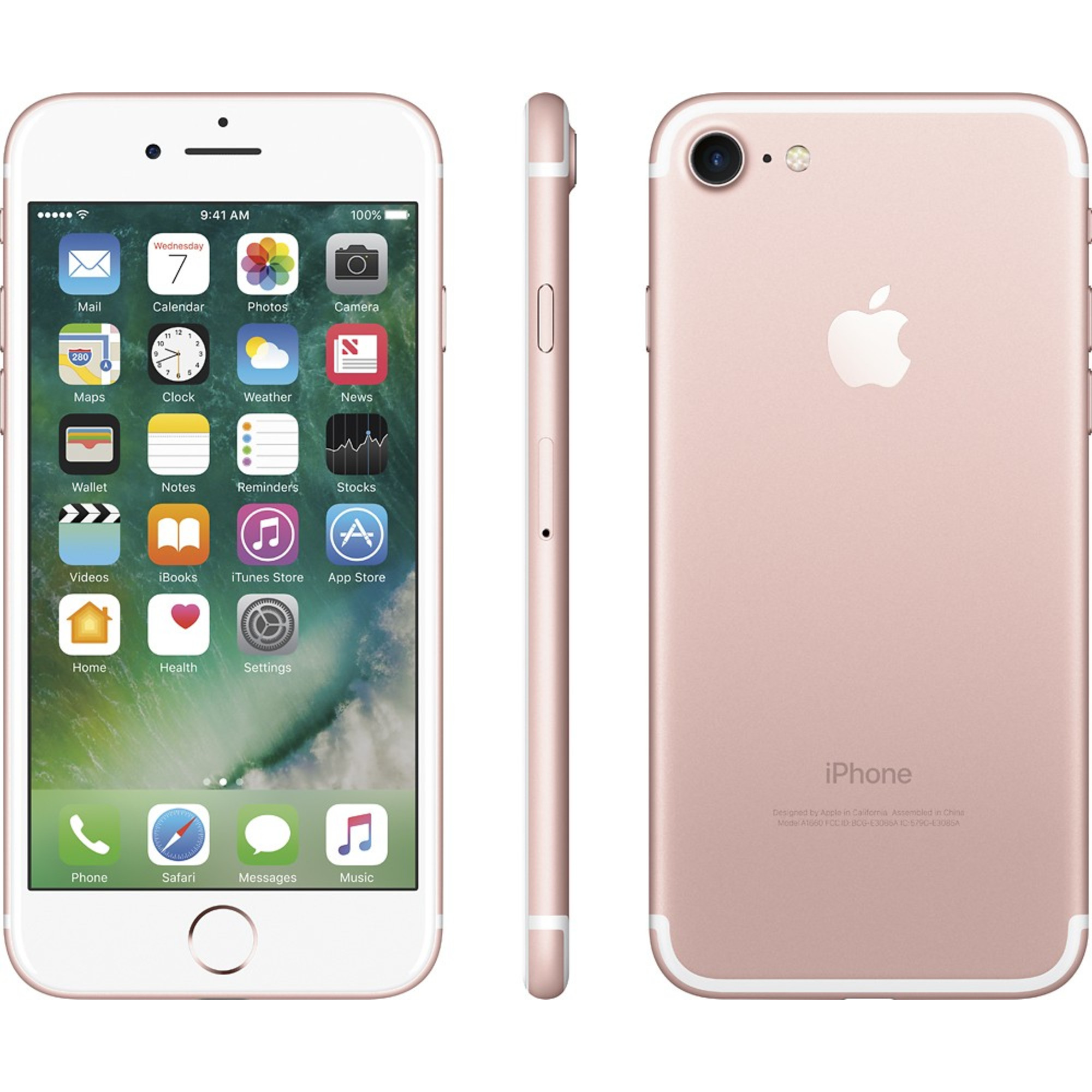 certified refurbished iphone apple iphone 7 256gb unlocked gsm 12mp phone 10353