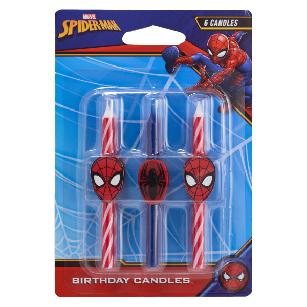 MARVEL Spider-Man™ Character Candles