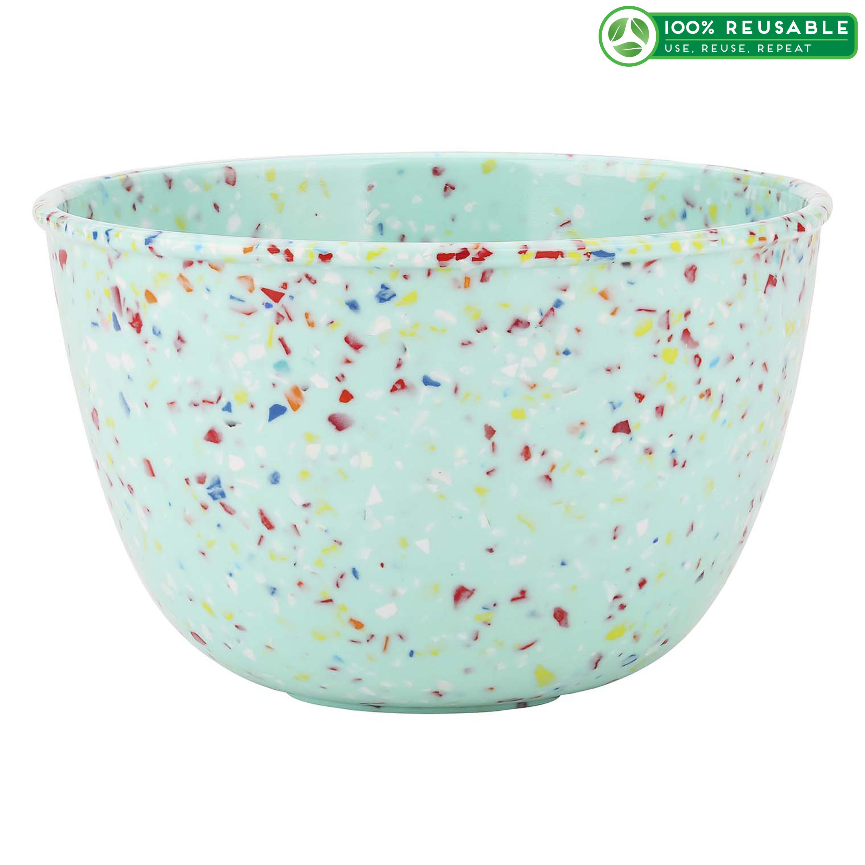Confetti 24 ounce Soup Bowl, Mint slideshow image 1