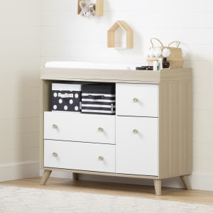 Yodi - Changing Table with Drawers