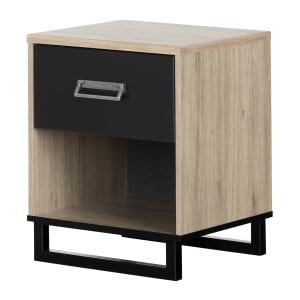 Induzy - 1-Drawer Nightstand