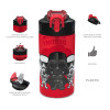 Star Wars 16 ounce Water Bottle, Darth Vader and Yoda, 2-piece set slideshow image 5