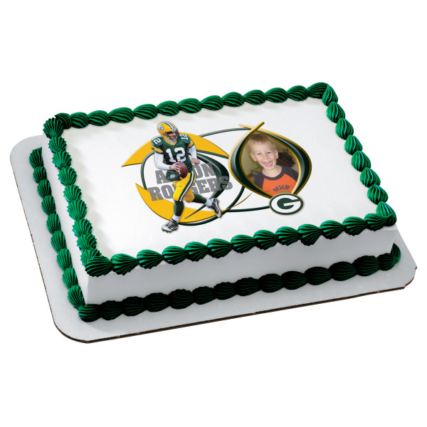 NFL Players Frame PhotoCake® Edible Image® Frame