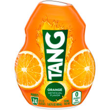 Tang Orange Liquid Drink Mix, 1.62 fl oz Bottle