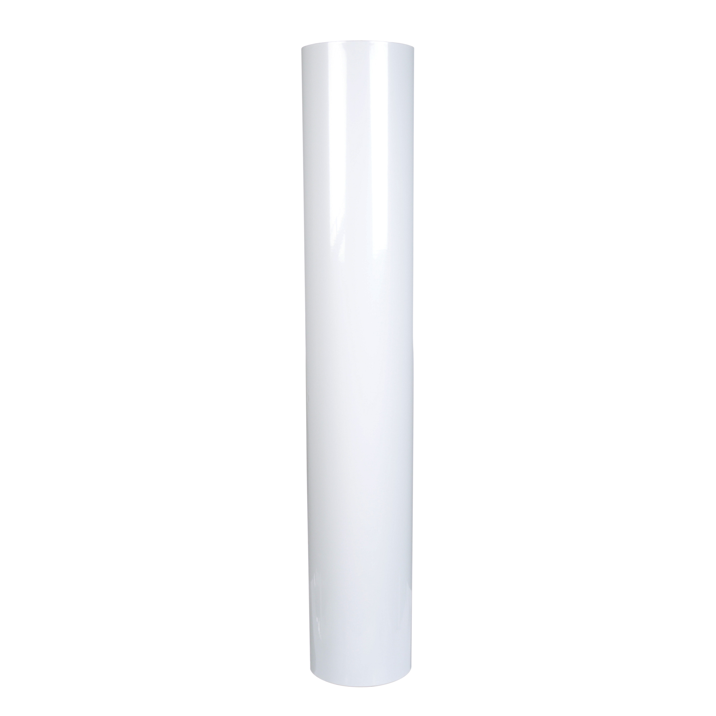 3M™ Venture Tape™ Non-Adhesive Facing 2537, White, 78 in x 150 ft, 1 roll per case