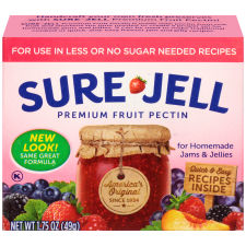 Sure-Jell Premium Fruit Pectin Light 24 - 1.75 oz Boxes