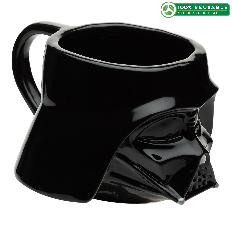 Star Wars 19 ounce Coffee Mug, Darth Vader slideshow image 1