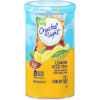 Crystal Light Lemon Iced Tea Drink Mix 4 count Canister