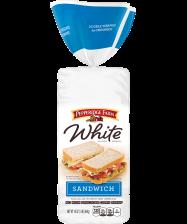 Pepperidge Farm® White Calcium Enriched Sliced Sandwich Bread, torn into pieces